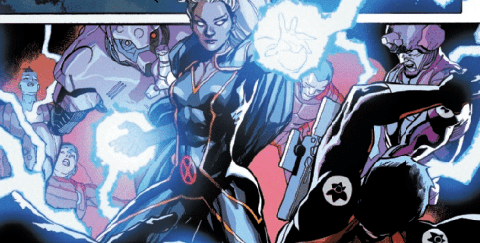 Review: X-MEN #1 - Lavish Lunar Living in Your New Summer Home! 5