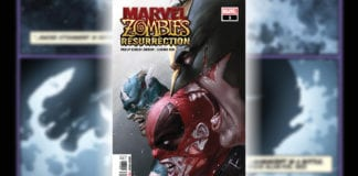 Exclusive Preview- MARVEL ZOMBIES RESURRECTION #1