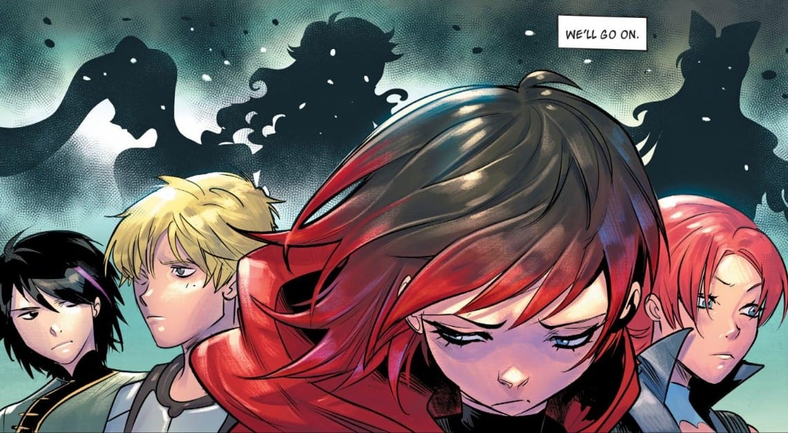 DC Comics' RWBY Holds True To Source, While Creating Something New 1