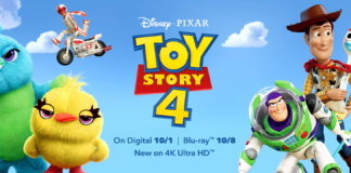 Win A Digital Copy Of TOY STORY 4
