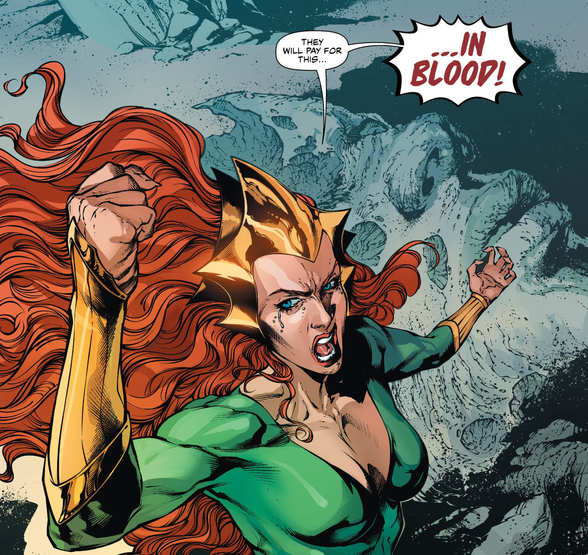 Review: AQUAMAN #53—The Erasure Of One's History 1