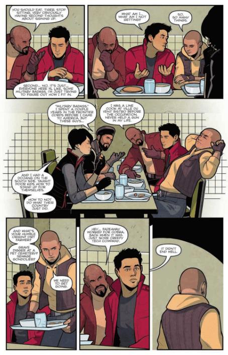 G.I. JOE #2 Puts The Fight and Joe in Family 2