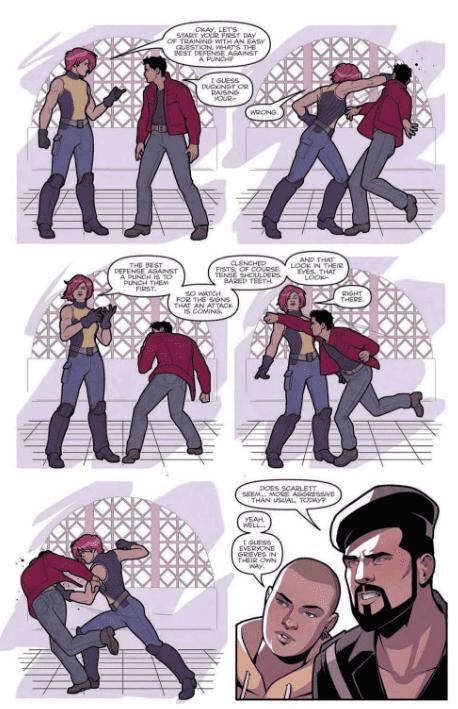 G.I. JOE #2 Puts The Fight and Joe in Family 3