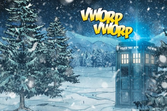 Doctor Who Holiday Special