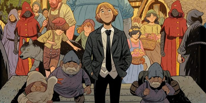 Review: FOLKLORDS #1 (Or How I Learned Earth Is Another World's Fantasy) 7