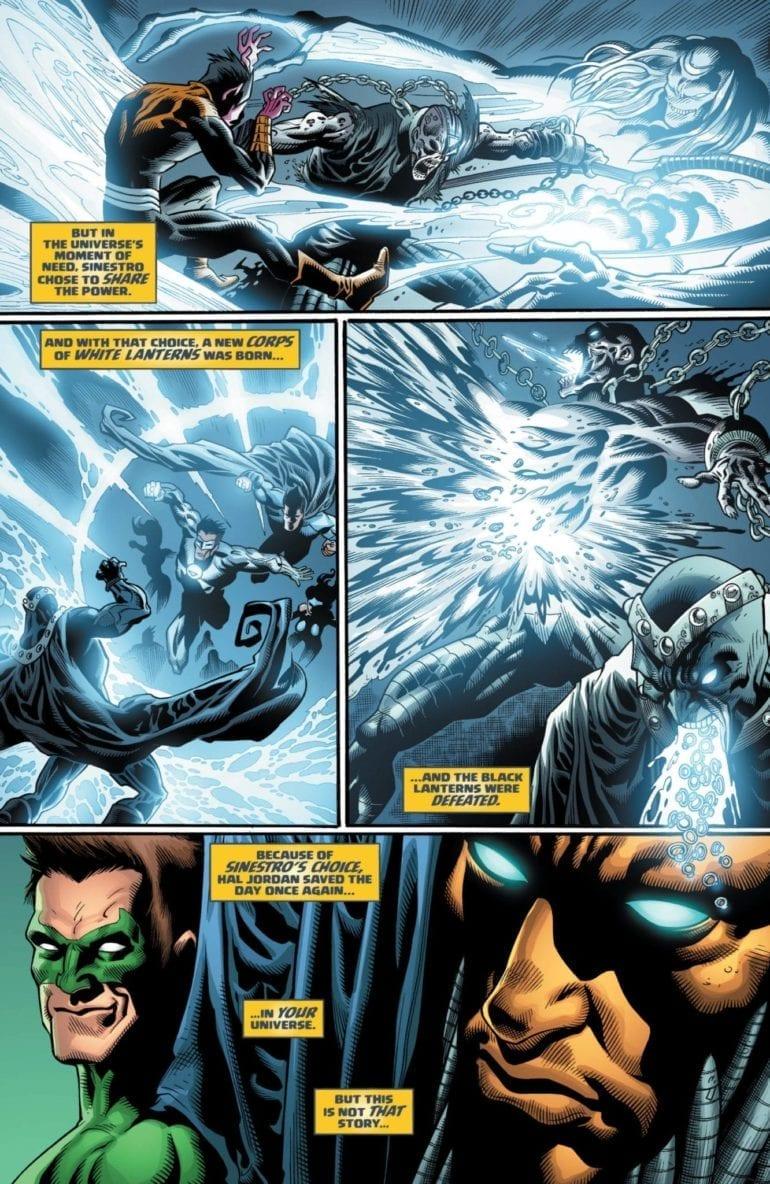 Tales from the Dark Multiverse Blackest Night 1 p3
