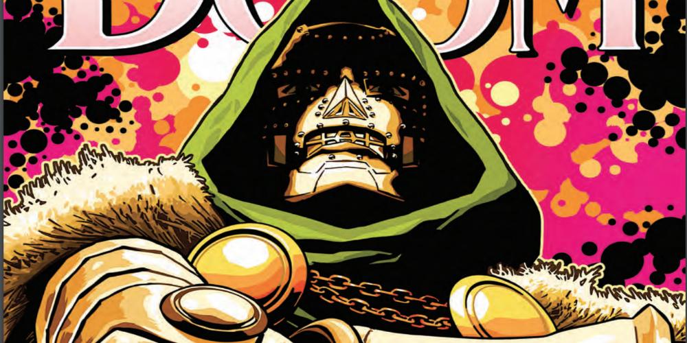 Doctor Doom #2 Feature Image