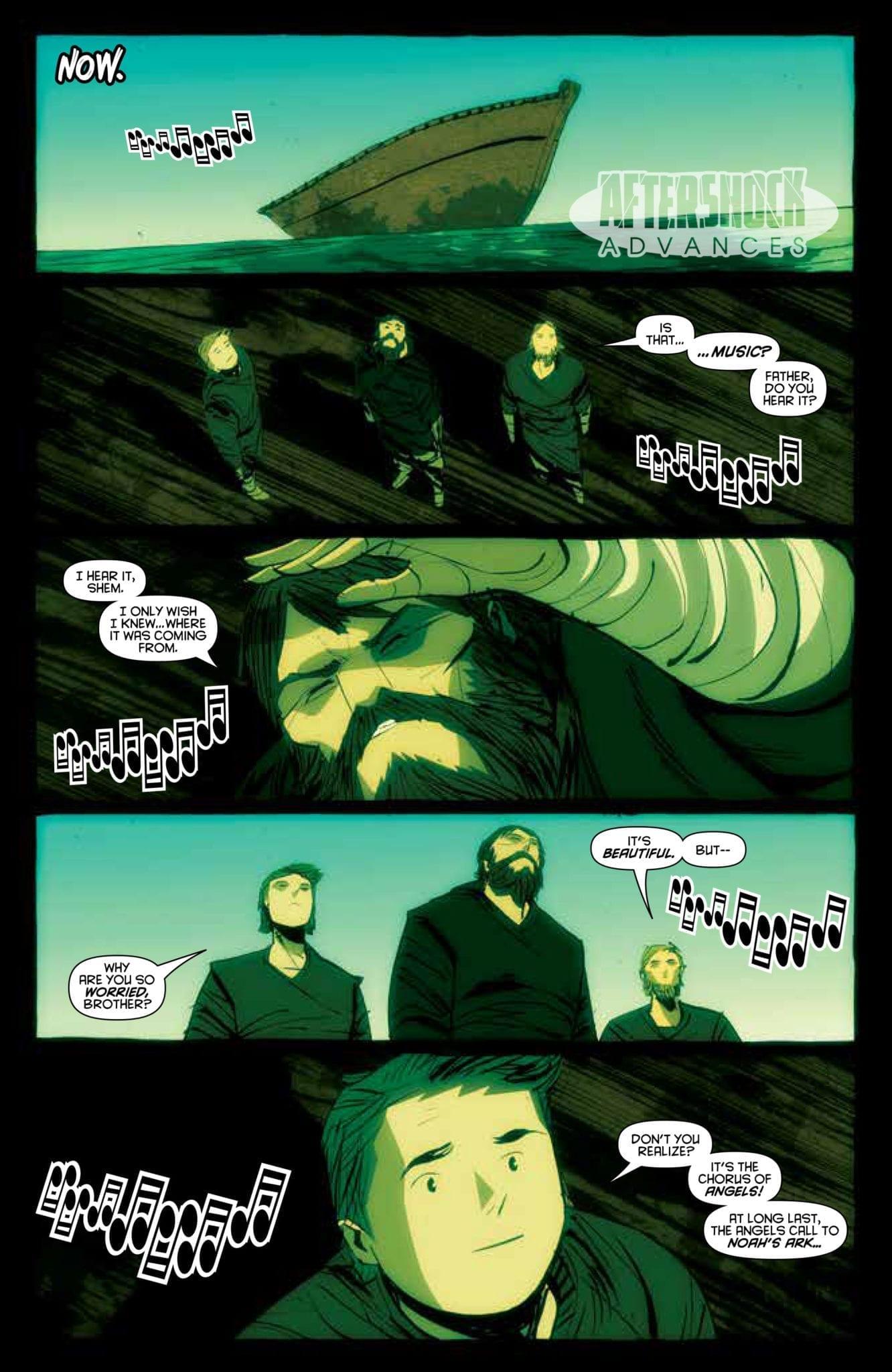 dark ark after the flood aftershock comics exclusive preview