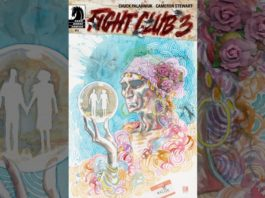 fight club 3 #1 dark horse comics exclusive preview