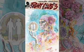 fight club 3 #1 dark horse comics exclusive preview