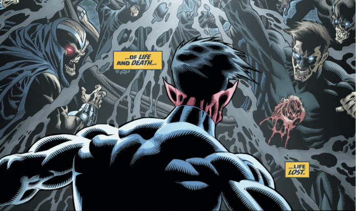 Review: TALES FROM THE DARK MULTIVERSE: BLACKEST NIGHT #1 is Darker than the Original 4