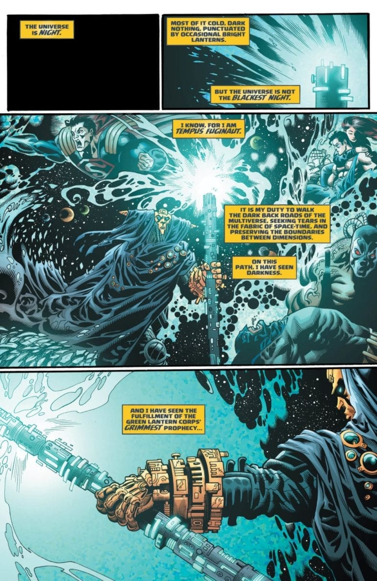 Tales from the Dark Multiverse Blackest Night 1 p1
