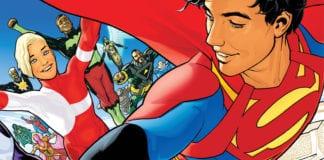 legion of superheroes dc comics