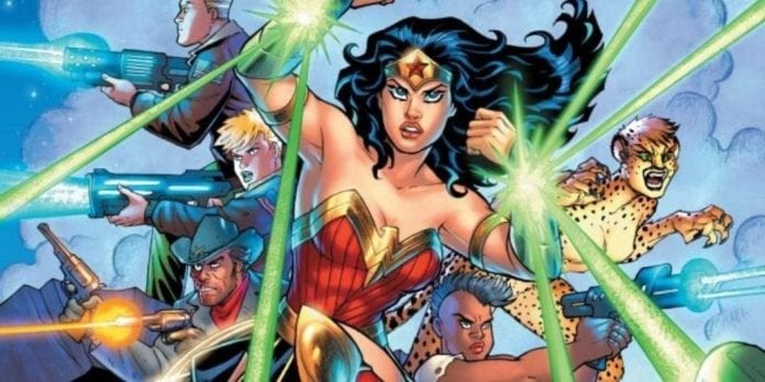 The Plot Thickens in WONDER WOMAN COME BACK TO ME #5 7
