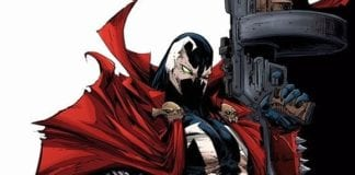 SPAWN #302 cover artwork