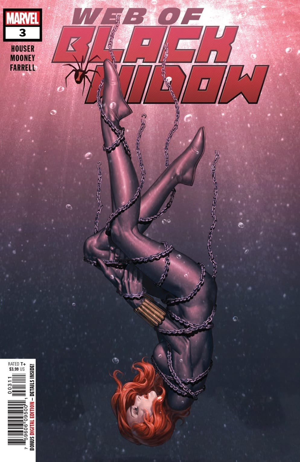 What Is Lost in WEB OF BLACK WIDOW #3 1