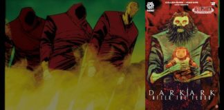 dark ark after the flood aftershock comics exclusive preview
