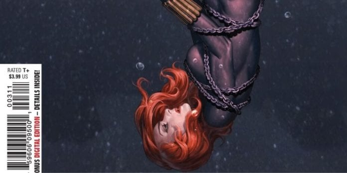What Is Lost in WEB OF BLACK WIDOW #3 8