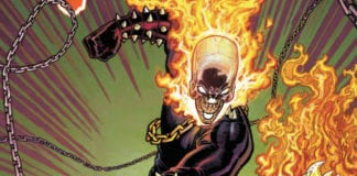 Ghost Rider #2 cover art
