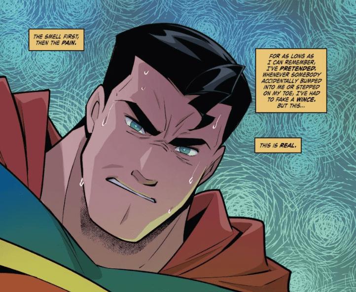 SmashesKlan Superman Kryptonite Encounter