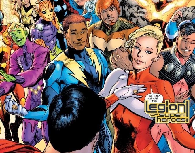 What Does LEGION OF SUPERHEROES #1 Mean For Rebirth? 3