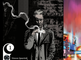 Si Spurrier and Aaron Campbell Talk JOHN CONSTANTINE: HELLBLAZER #1