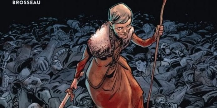 CRONE #1 - No Rest for the Wicked 9