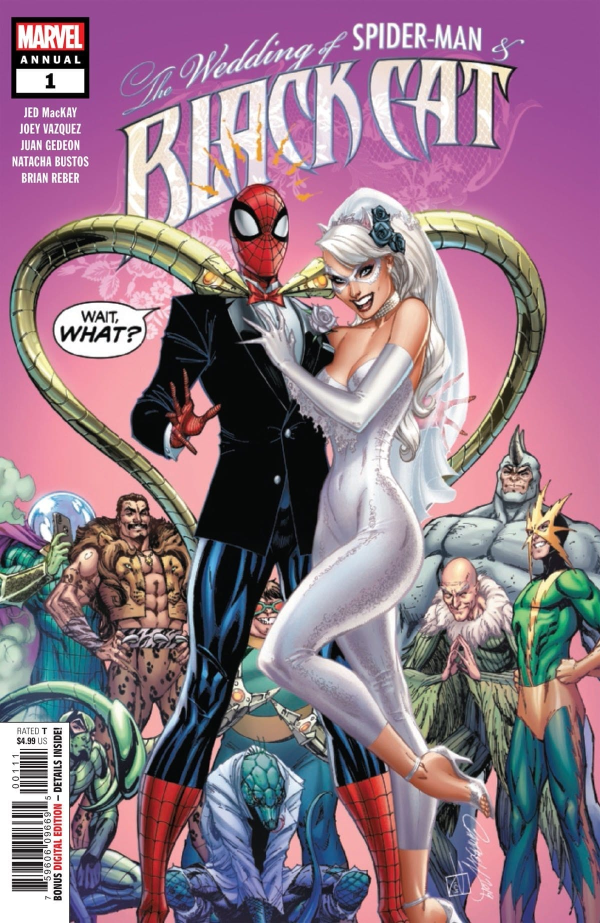 Review: BLACK CAT Annual #1 is Old-School Comic Book Fun 2