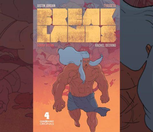 comixology originals breaklands exclusive preview comics