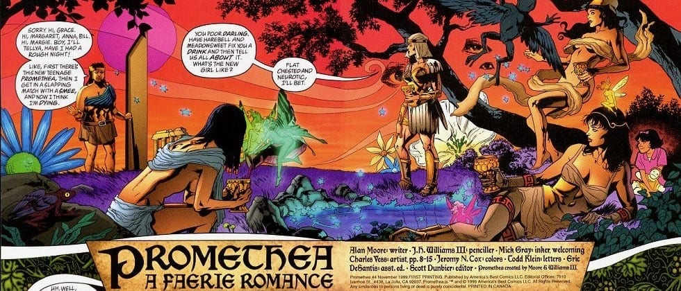 A Change of Consciousness: The Legacy of Alan Moore 8
