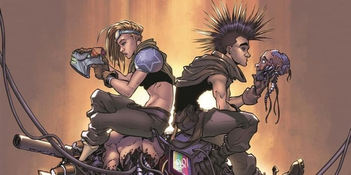 WRETCHES #1 Blasts Into Space With A Fantastic First Issue 8