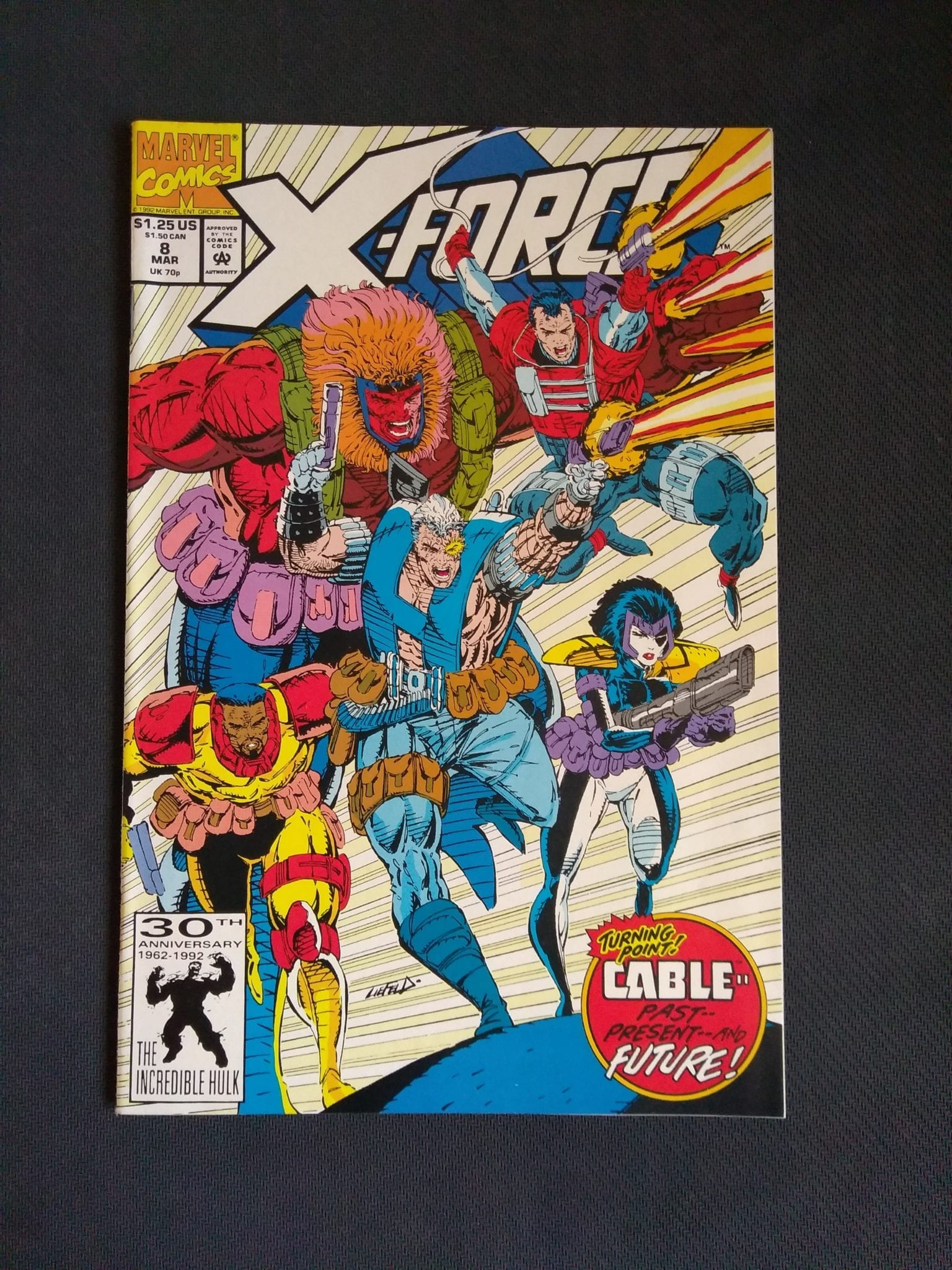 I'd Buy That For A Dollar - 'X-FORCE #8 and WHISPER #8 1