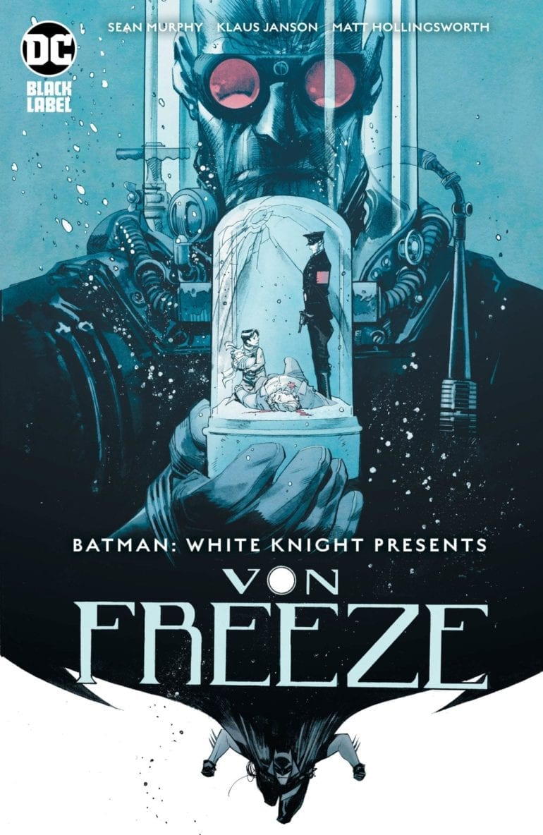 BMWK Presents Von Freeze #1 cover