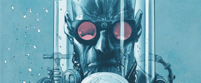 Review: BATMAN: WHITE KNIGHT PRESENTS VON FREEZE #1 Is a Fantastic, Dark Origin of Mr. Freeze 4