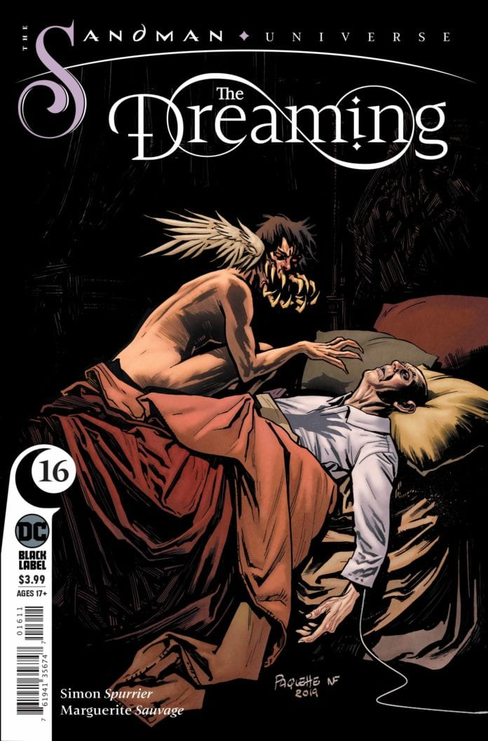 the dreaming dc comics exclusive preview