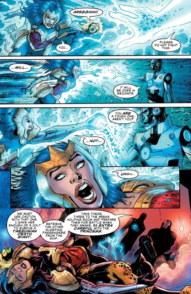 The Plot Thickens in WONDER WOMAN COME BACK TO ME #5 3
