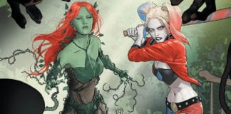 harley quinn poison ivy dc comics exclusive preview