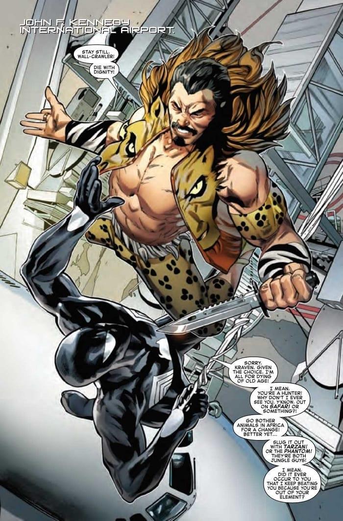 Symbiote Spider-Man: Alien Reality #1