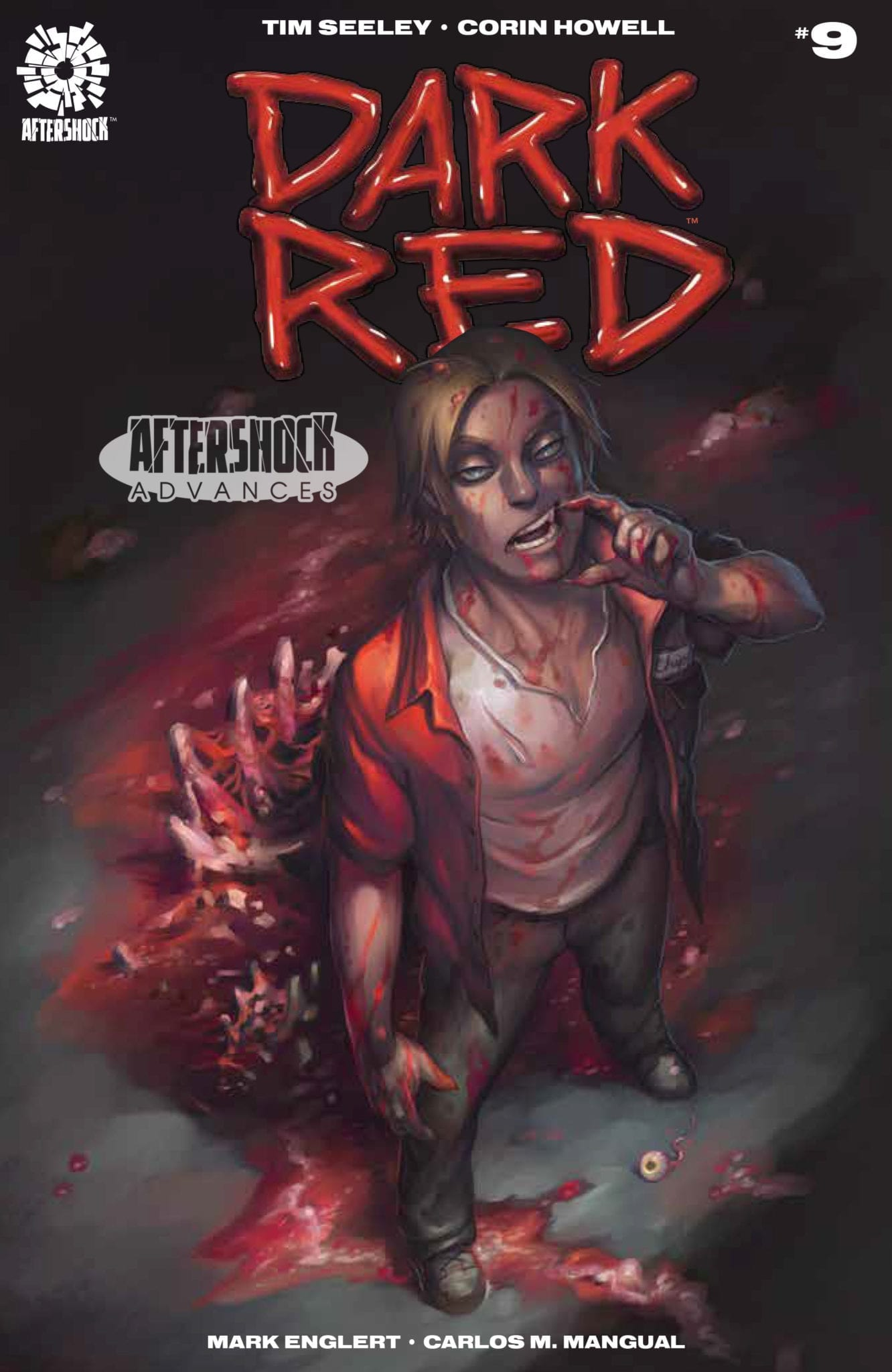aftershock comics exclusive preview dark red