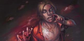 aftershock comics exclusive preview dark red
