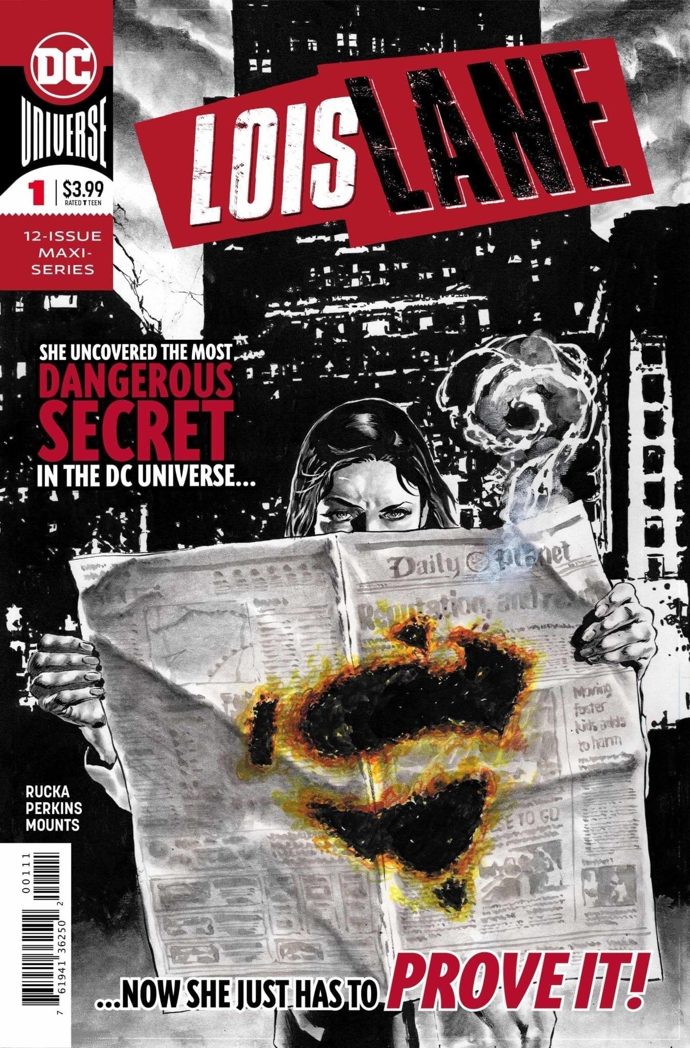 best comic books of 2019 lois lane dc comics
