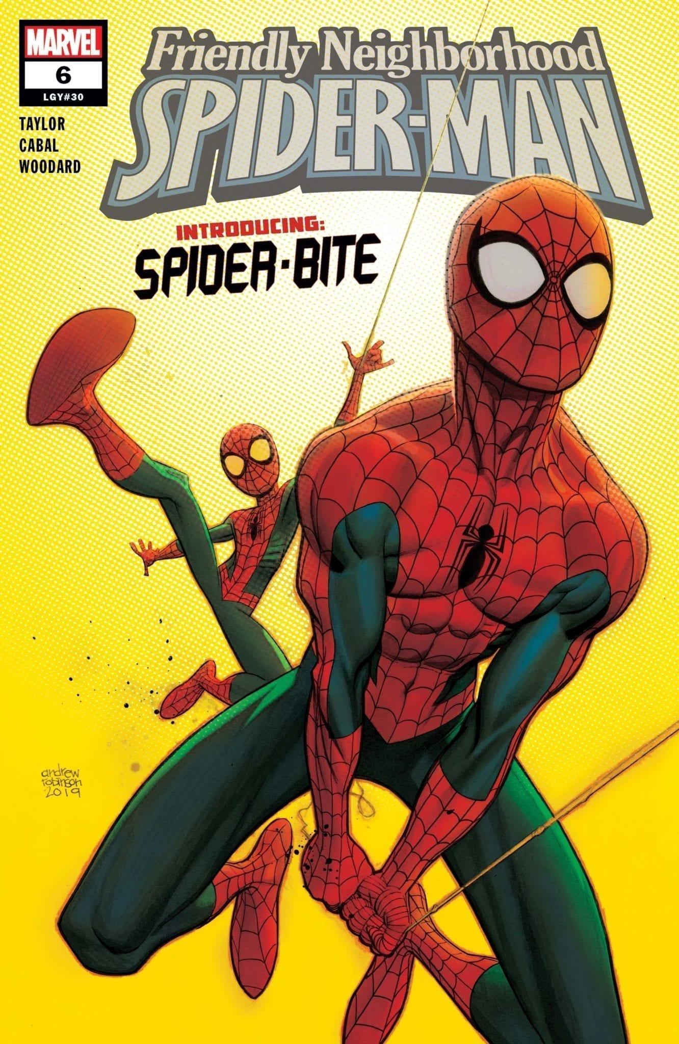 best comic books of 2019 marvel comics friendly neighborhood spider-man