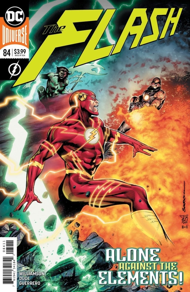 Flash 84 cover