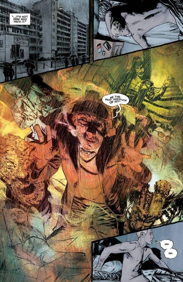 John Constantine Hellblazer #2 Credit: DC Comics
