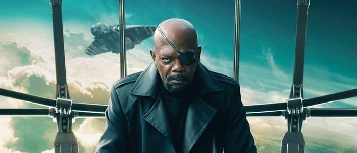MCU Adaptation of Nick Fury