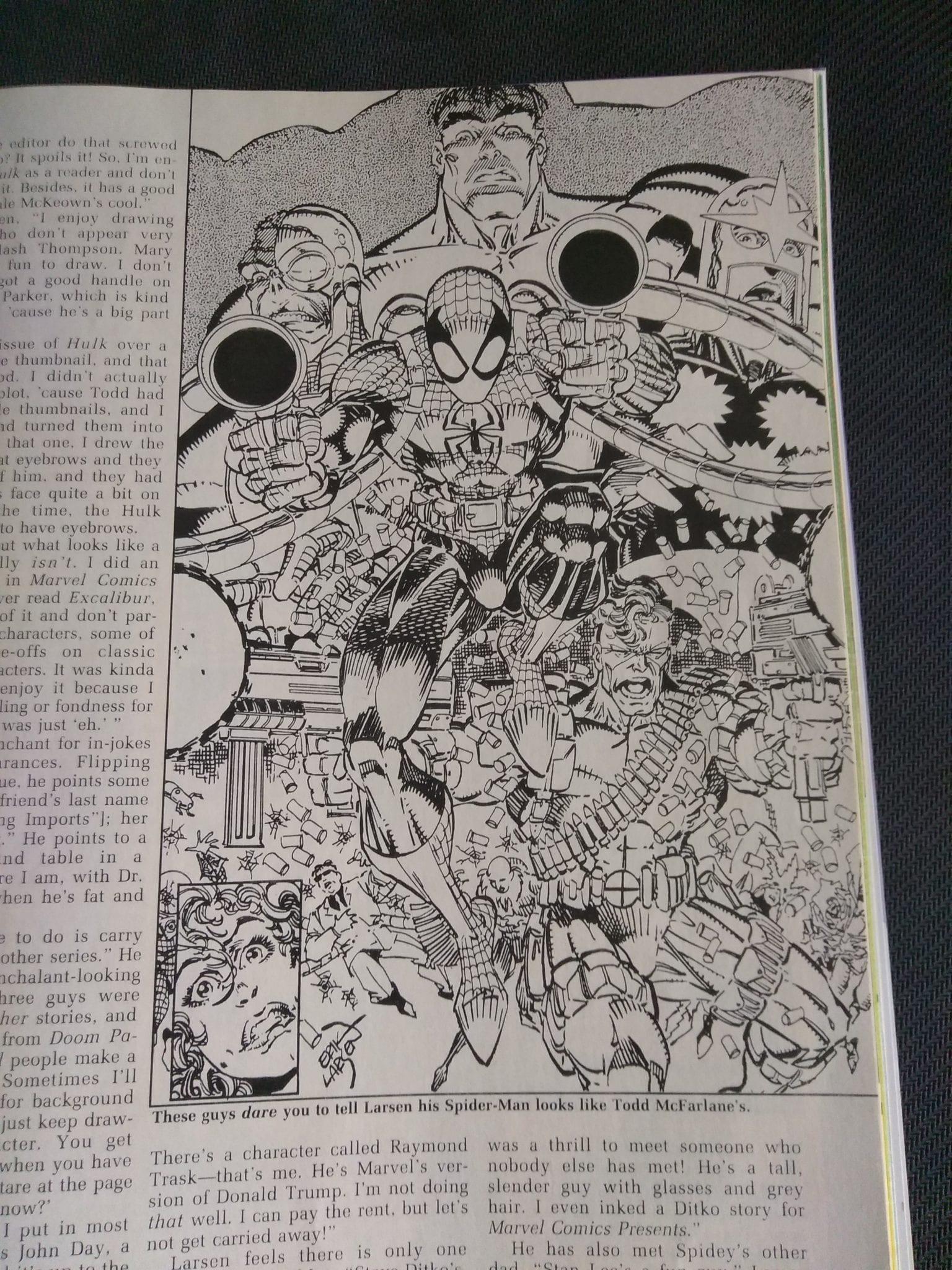 Comics Scene