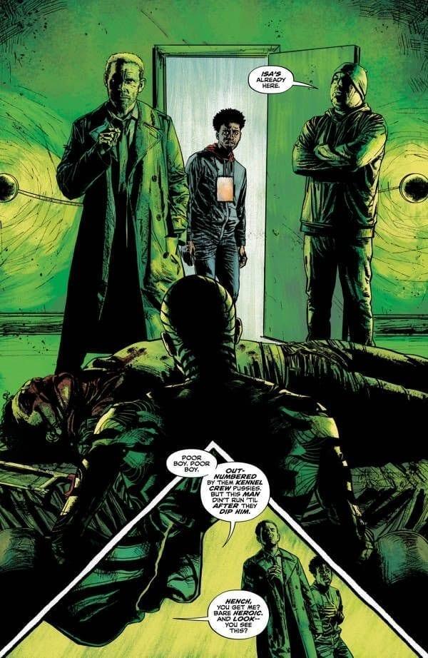 John Constantine Hellblazer #2