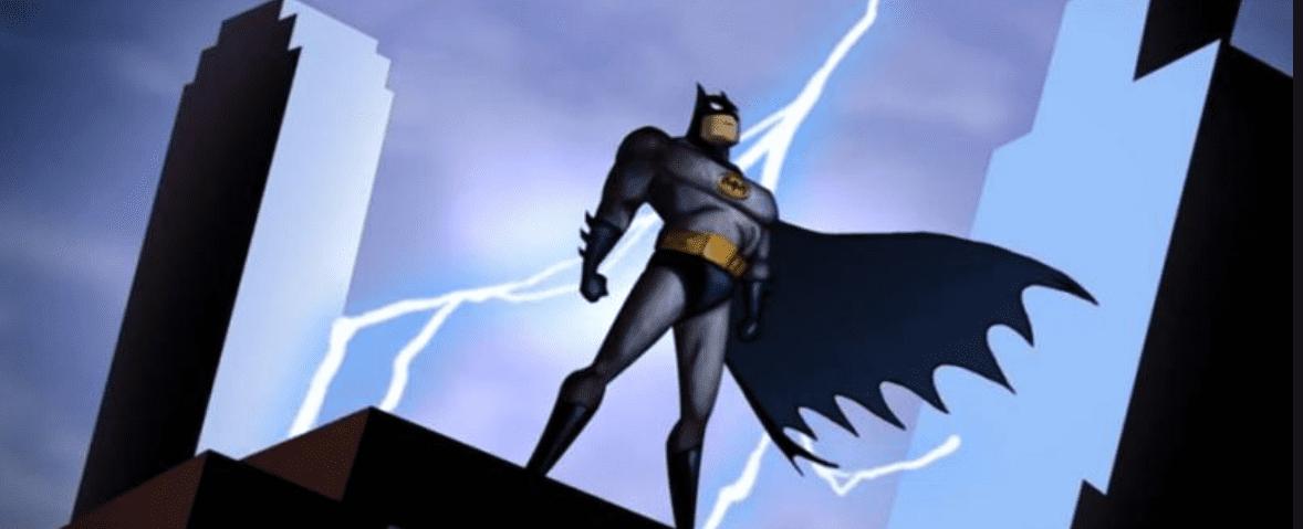 Batman from Batman: The Animated Series
