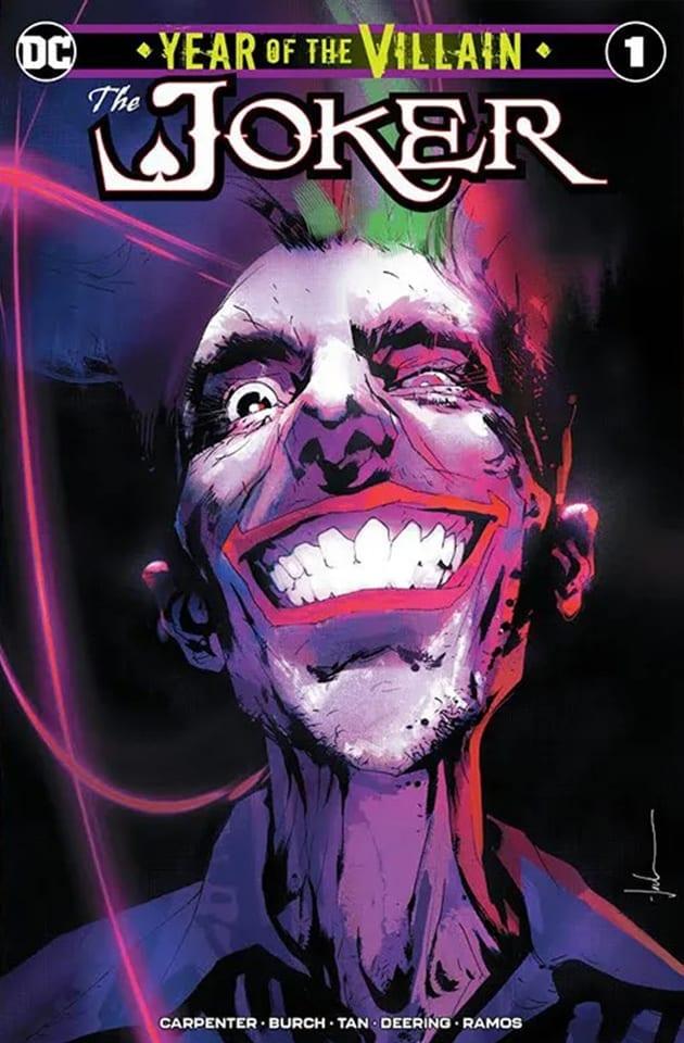 best comic book covers 2019 dc comics joker jock