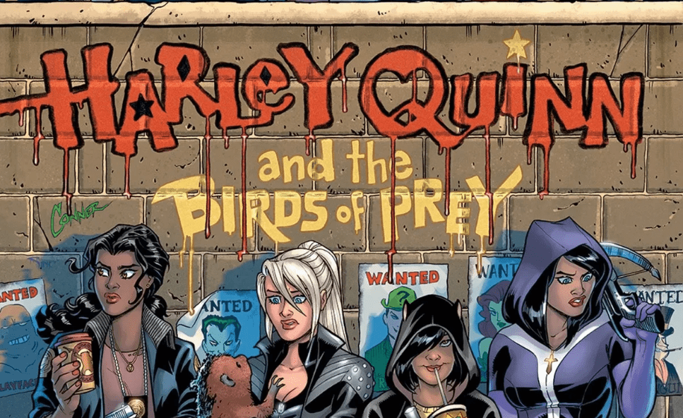 Harley Quinn and the Birds of Prey Comic